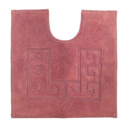 Dunelm Luxury Cotton Non Slip Pedestal Mat