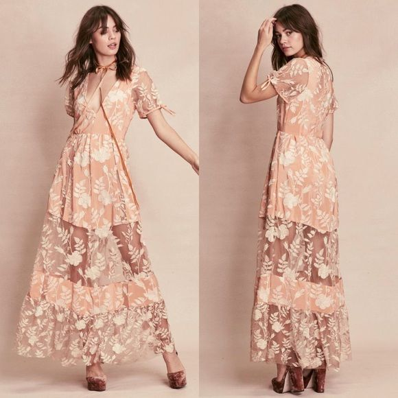 Shop Women's For Love and Lemons size L Maxi at a discounted price at Poshmark. Description: For Love & Lemons Mia Maxi Dress in Peach -Size Large -New never worn -Runs Small fits like a Medium Open to offers! Planet Blue , Asos , Free People , Urban Outfitters , Revolve Clothing , Shop Bop , Spell & The Gypsy Collective , Spell Designs , For Love and Lemons ... ( stores for views ). Sold by brittanyrose22. Fast delivery, full service customer support.