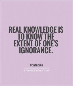 Ignorance Quotes And Sayings (3)