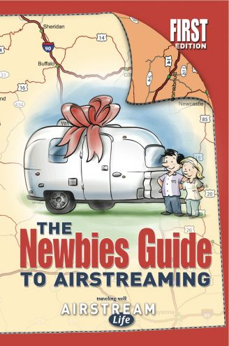 Airstream newbies guide from a full-time airstream blogger