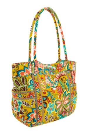 Campus Tote in Provencal by Vera Bradley.