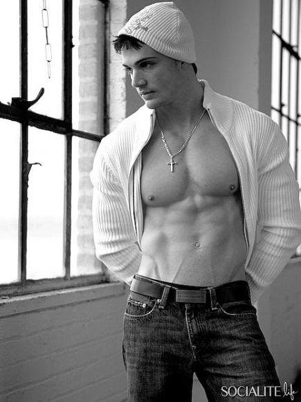 Philip Fusco shirtless male model underwear photos 14 - Philip ...