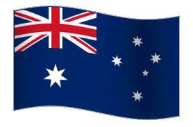 Australie dessin gratuit - Drapeau image