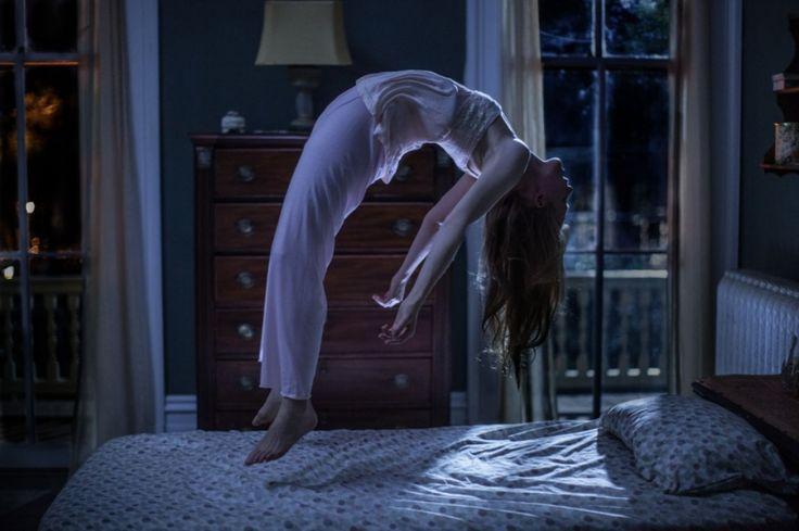 """Nell,une jeune adolescente,est possédée par le démon Abalam dans le film """"Le Dernier Exorcisme"""" """"The Last Exorcism"""" (2010)"""