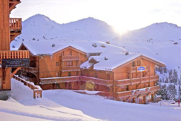 Résidence Les Balcons de Belle Plagne, promo séjour ski pas cher, Séjour Ski La Plagne SkiHorizon prix promo Ski Horizon à partir de 616,00 € TTC.