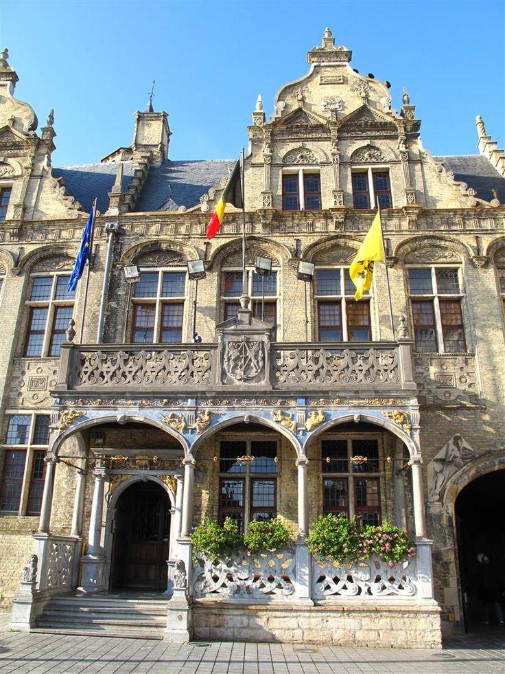 Stad- en landhuis Veurne