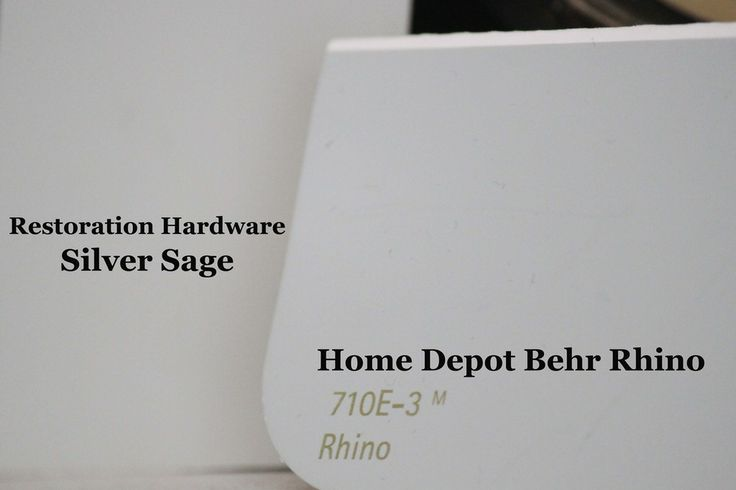 Paint Silver Sage Dupe Behr Rhino For The Country Place