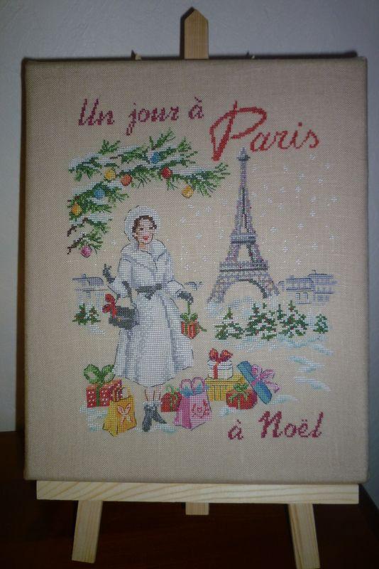 Noël à Paris. Les brodeuses Parisiennes