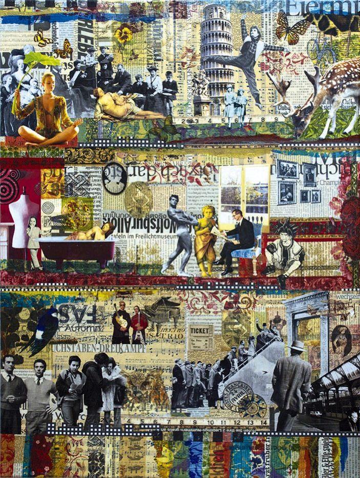 Collage Lorena Córdova - Ambientes