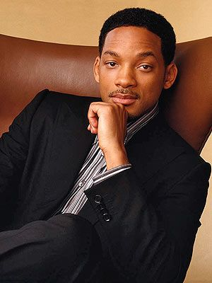 Will Smith--movies are always iffy, but he's supafine, and seems to have an awesome personality :)