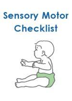 #Sensory motor checklist for #baby milestones | Pathways.org