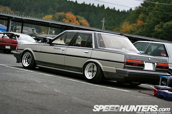 Car Spotlight>> Garage Wing Gx71 Cresta | Speedhunters