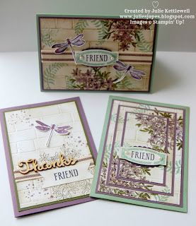 Stampin' Up! UK Order Online 24/7 - Julie Kettlewell: Even more Stampin' Up! Awesomely Artistic