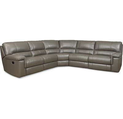 Awesome Holbrook Reclining Sectional   New For 2012 Images