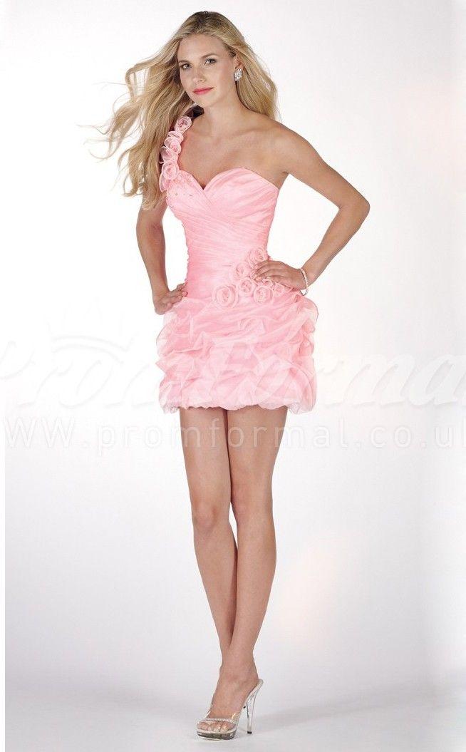 Mejores 152 imágenes de short prom dresses en Pinterest   Gasa ...