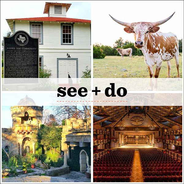 Trip Guide: Round Top   Texas Monthly
