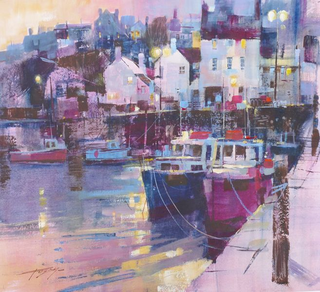Chris Forsey RI | Gullane Art Gallery