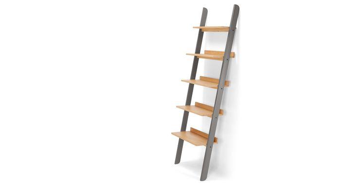 Kleur Shelves, Pine and Grey