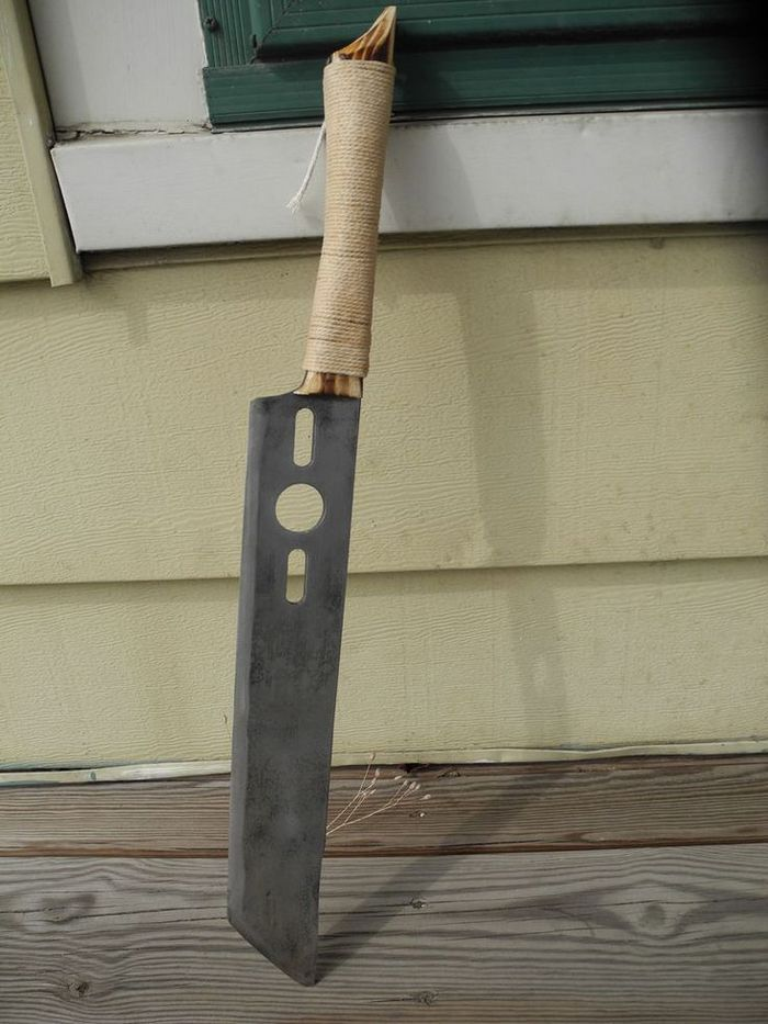 Suburban Men - These Homemade Zombie Apocalypse Weapons Are More Frightening Than The Zombies (18 Photos) - July 9, 2015