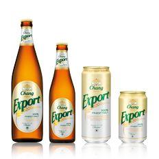 Chang Export Beer - info about Thailand and Koh Samui: http://islandinfokohsamui.com/  #beer #chang #samui #thailand #islandinfosamui #thaibeer #brew #changexport