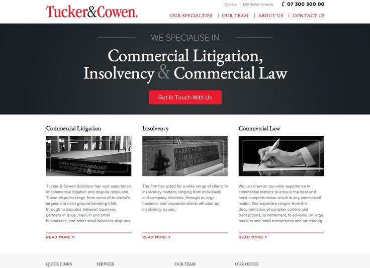 Tucker & Cowen - http://www.tuckercowen.com.au/
