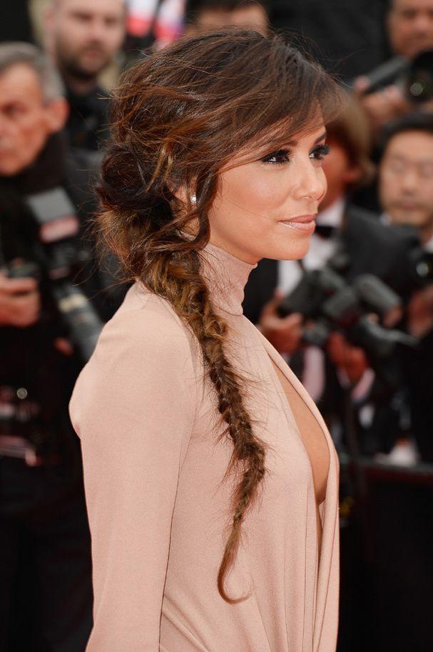 Festival de Cannes 2014 - Jour 6 : les plus belles coiffures des stars