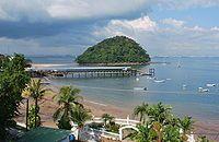 Provincia de Panamá - isla taboga