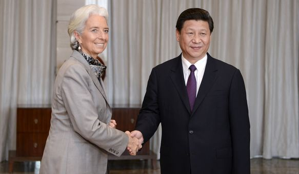 2014 Dec . Is the Chinese-led Asian Infrastructure Investment Bank a challenge to the Bretton Woods system? - AJW by The Asahi Shimbun