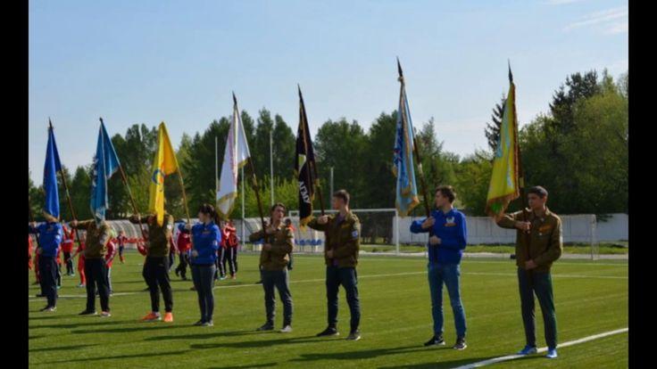 Главный праздник спорта в Барнауле