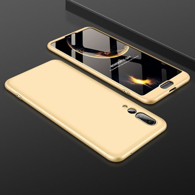 AXBETY Coque sFor huawei P20 lite/ P20 Pro Case 360 Full Body Hard ...