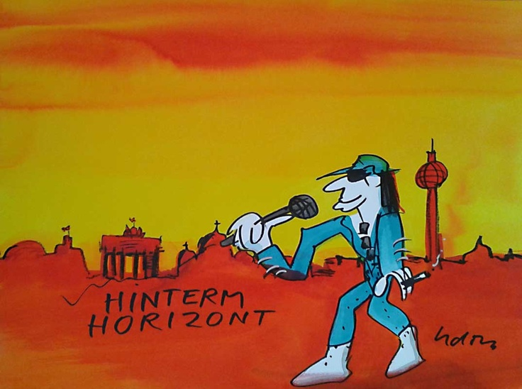 "Udo Lindenberg ""Hinterm Horizont"""