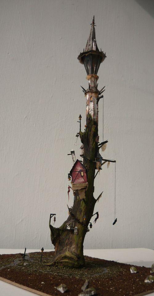 Gábor Eszenyi—Lamp Post (by ~Raskolnikov0610 on deviantART)