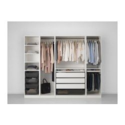 1000 ideas about ikea pax closet on pinterest pax closet ikea pax and closet system. Black Bedroom Furniture Sets. Home Design Ideas