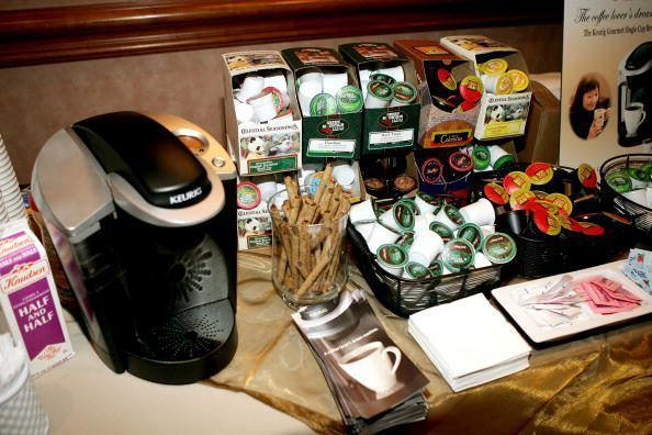 What Type of Grind Should You Have for Regular Coffee in a Keurig?. The plethora of whole coffee beans and various grinds available can make choosing a coffee for your Keurig K-Cup difficult. You can grind your own coffee beans or buy your favorite brand for use in the Keurig K-Cup a specially designed reusable mesh coffee filter basket. Although... #buycoffeebeans