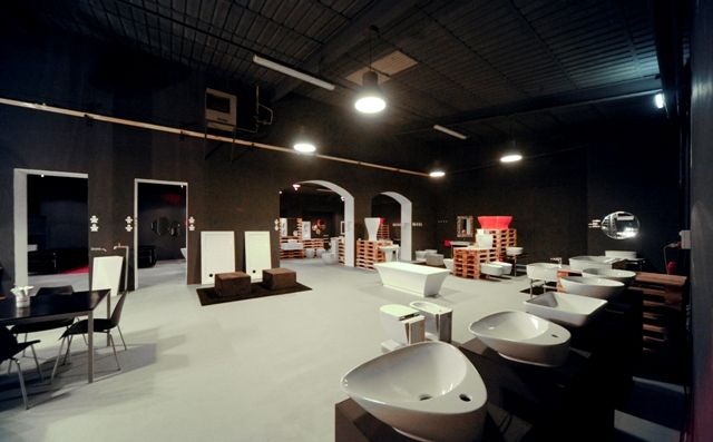Showroom Artceram, Spazio Bunker, Civita Castellana
