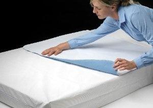 Baby-Kind-Wasserdichte Einlagen Matratzenschutz 60x100 cm