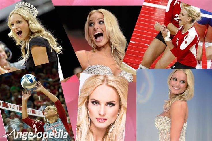 Katie George Miss Kentucky USA 2015, from Volleyball Champ to Beauty Queen