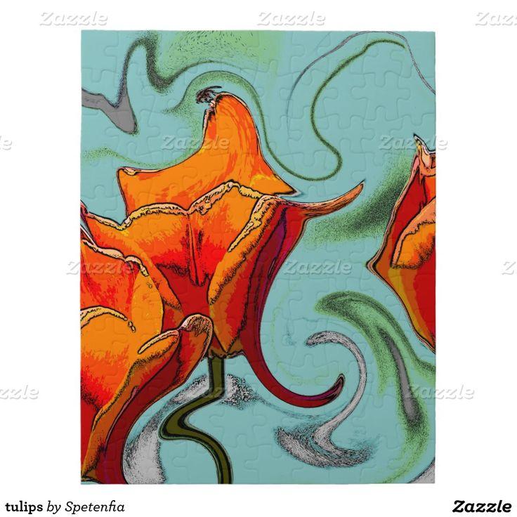 tulips puzzles