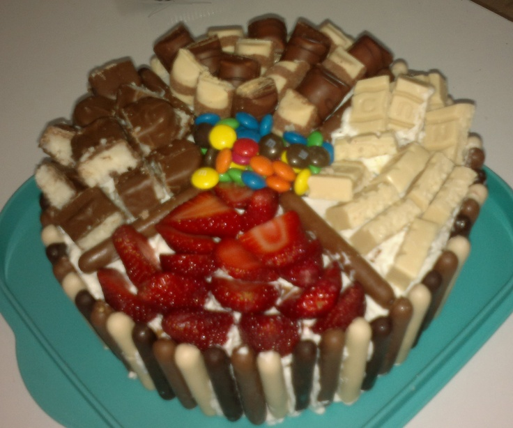 Kinder, Bounty, Crunch, M, 3-Color Fingers and Strawberry filled white
