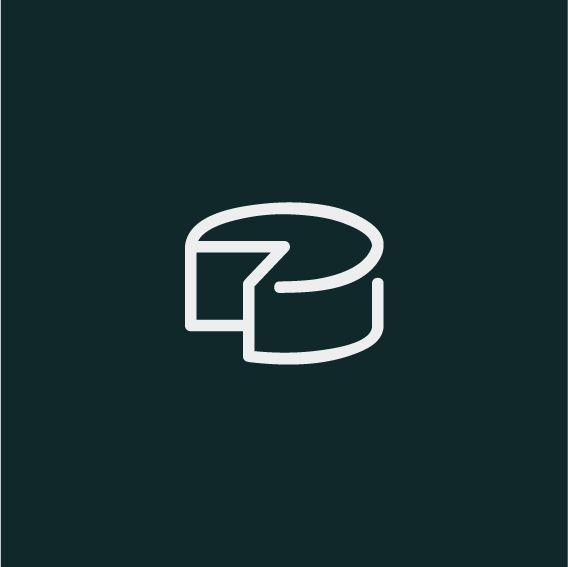 Cheese / Queso   #logo #symbol