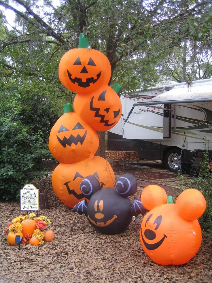 Halloween Decorations Disney