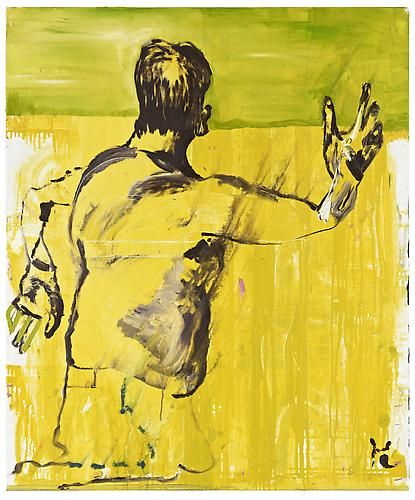 Martin Kippenberger, Untitled - from the series The Raft of Medusa (1996): Per Skarstedt Mar '14