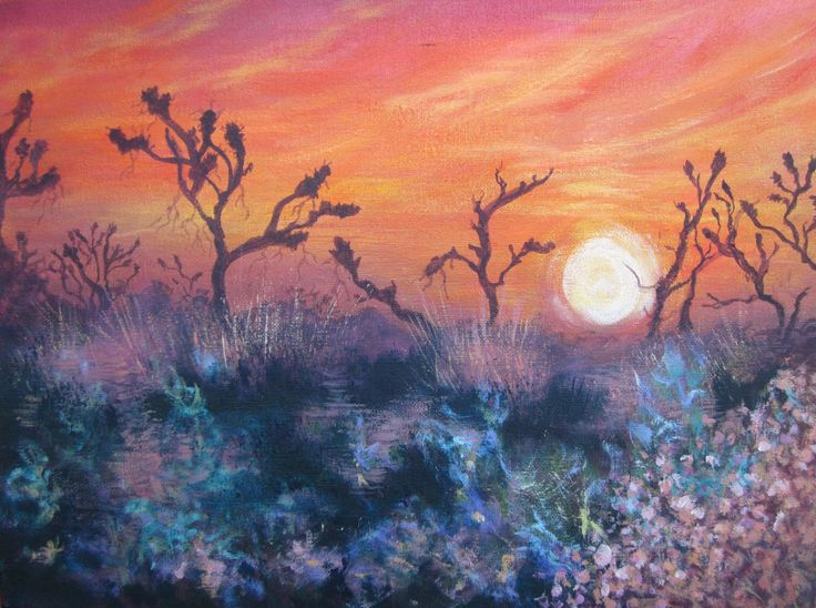 Rajasthan Sunset by PaulineJollow on Etsy