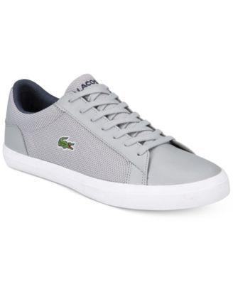 1af5ce9a5fca LACOSTE Lacoste Men S Lerond 117 3 Cam Sneakers.  lacoste  shoes   all men