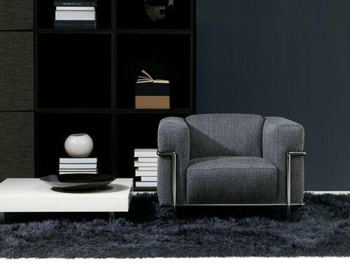 Modern Natuzzi Single Sofa | Leather Sofas | Pinterest | Single ...