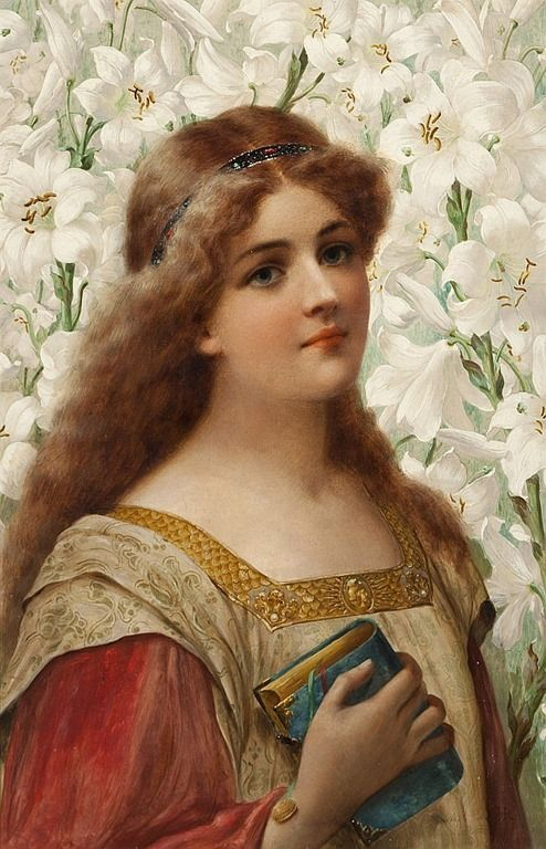 17 Best images about art - henry ryland on Pinterest ...