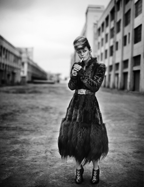 Russian-glam-punk