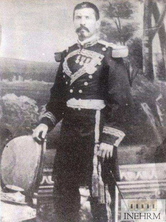 Inehrm Efemérides INEHRM 8 de noviembre de 1871. El general Porfirio Díaz lanza el Plan de la Noria que desconoce al gobierno de Benito Juárez.