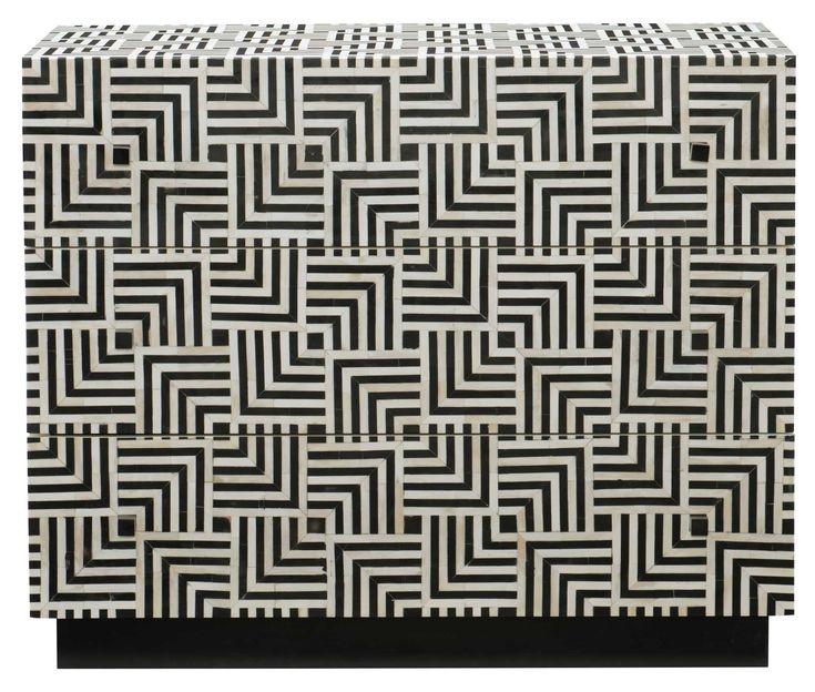 Labyrinth Drawer Chest | Bernhardt
