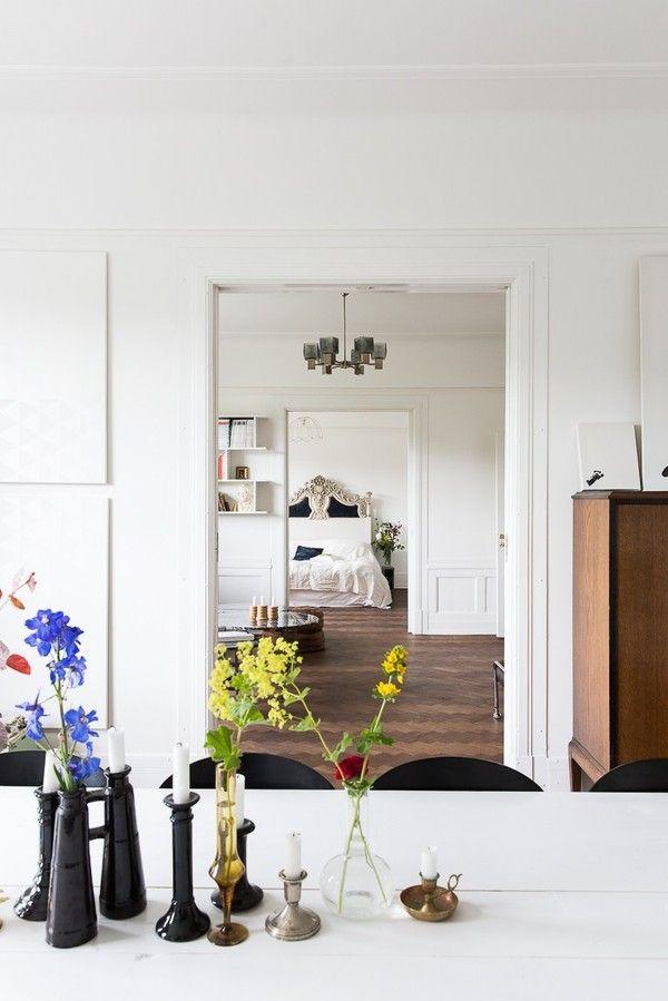 ... Vintage Häuser, Schlafzimmer und Dachgeschoss Schlafzimmer